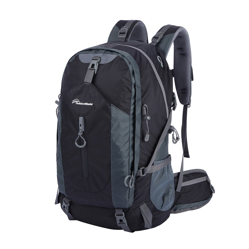 Amazon.com : OutdoorMaster Hiking Backpack 50L - Weekend Pack w ...