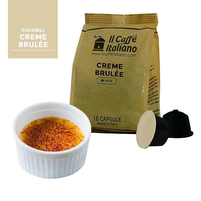 96 cápsulas de café compatibles Nescafé Dolce Gusto - Creme Brulèe - 96 Cápsulas compatible con