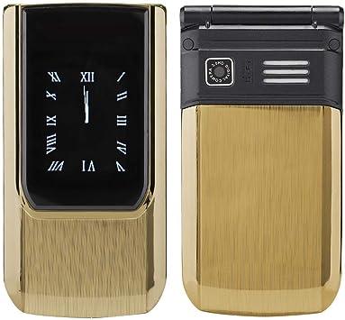 Kafuty Teclado de Pantalla Dual Flip Smartphone Teléfono móvil ...