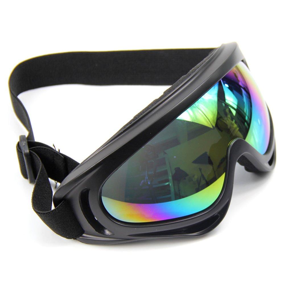 Kalttoy moto sci snowboard antipolvere occhiali da sole, occhiali, lente montatura occhiali, Transparent