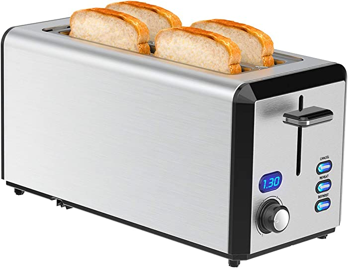 Top 10 Long Slice Toaster Oven