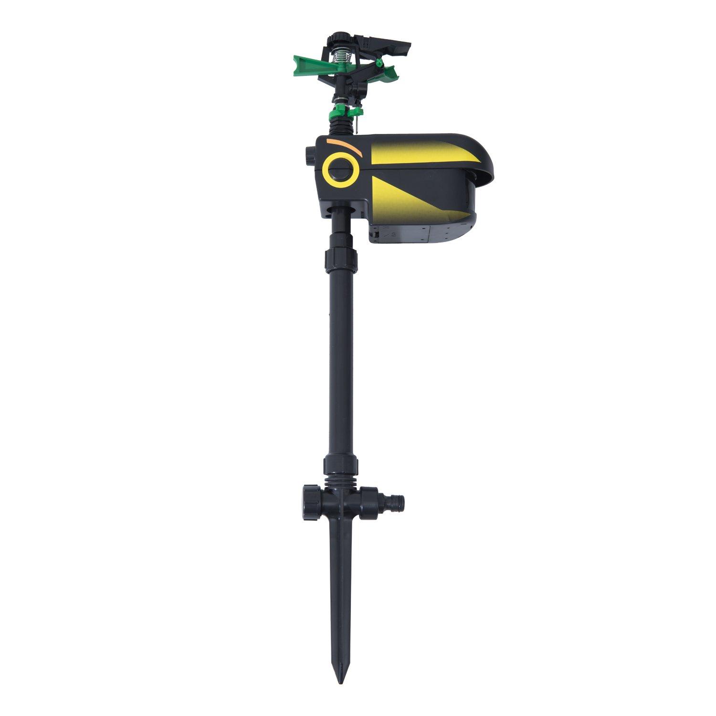 PawHut Jet Spray-Sprinkler Sensor Animal Repeller Motion Activated Scarecrow Adjustable sold by mhstar