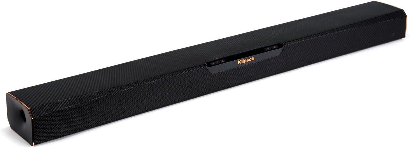Klipsch RSB-3 All-in-one Bluetooth Soundbar , Black