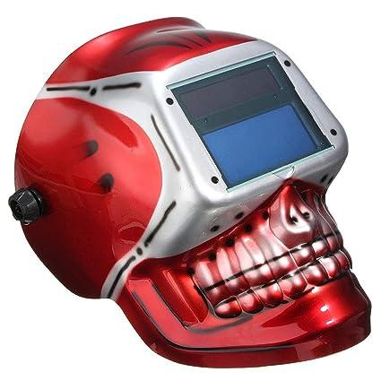 MáQuina Soldadura MáScara Soldadura Tapa Protectora Gafas ProteccióN Contra RadiacióN Montaje Cabeza EnergíA Solar AtenuacióN AutomáTica