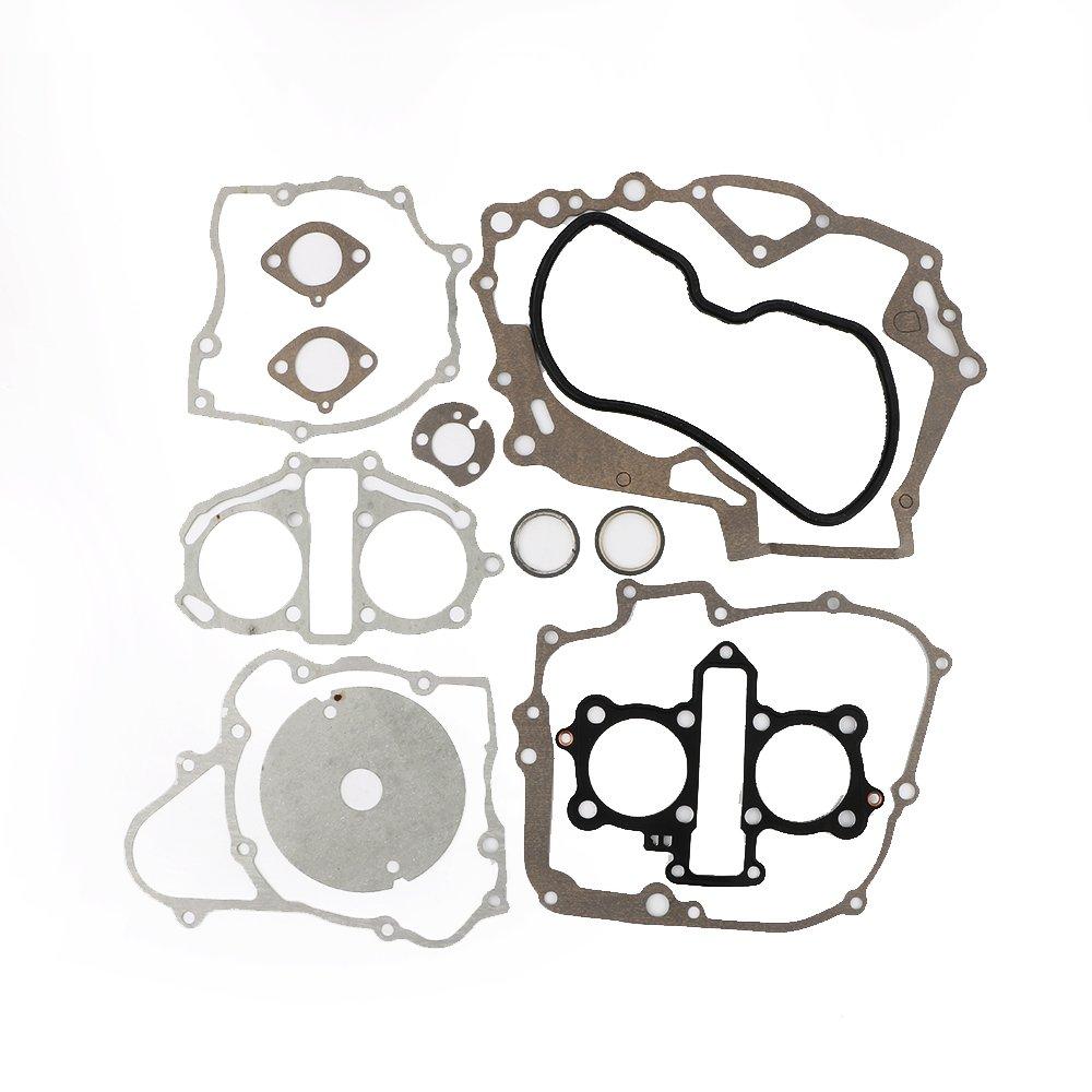 CMX250 Gasket Set Engine Cylinder Ring Rebuild For Honda 250 Rebel CA250 86-2014 By Mopasen