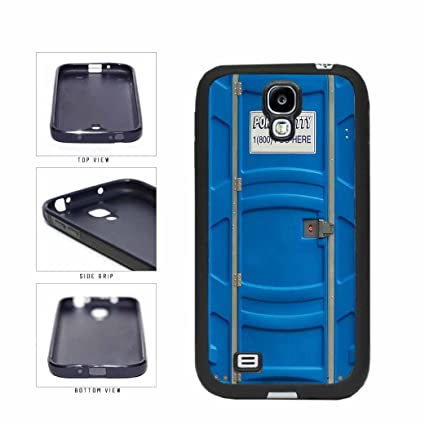Amazon.com: Funny Porta Potty TPU hule Silicona teléfono ...