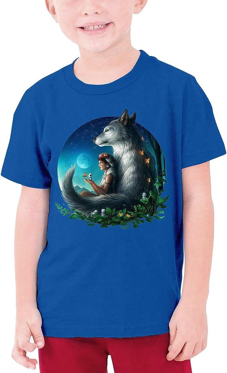 LOUHART Custom Princess Mono Funny Funny Tshirts O-Neck for Teenagers Black