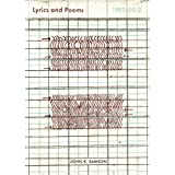 Lyrics and Poems, 1997-2012
