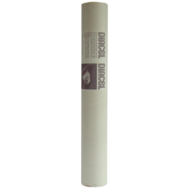Diacel 610mm x 20mm 115 Micron Acetate Roll