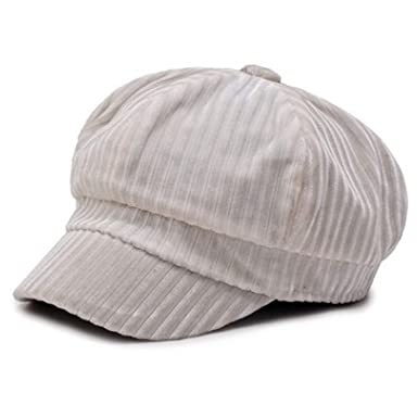 0dc5e978d28 MEIZOKEN Autumn Winter Women s Hat Elegant Newsboy Caps Trendy Joker Snapback  Cap Foldable Beret Hats