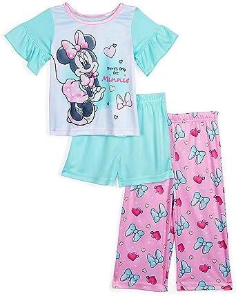 Minnie Silk Shorts Set 3T