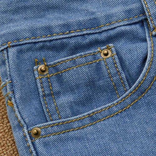 Da Strappati Pantaloni Blu Donna Skinny Stretch I Jeans Jeans Distruggono Denim Ashop Pantaloni nq7TW0tw6B
