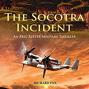 The Socotra Incident Audiobook