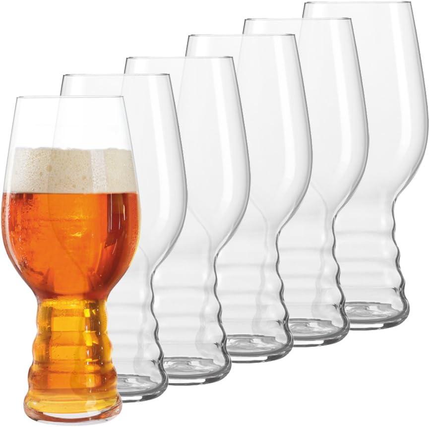 Spiegelau Vaso de Cerveza, 6 Gläser