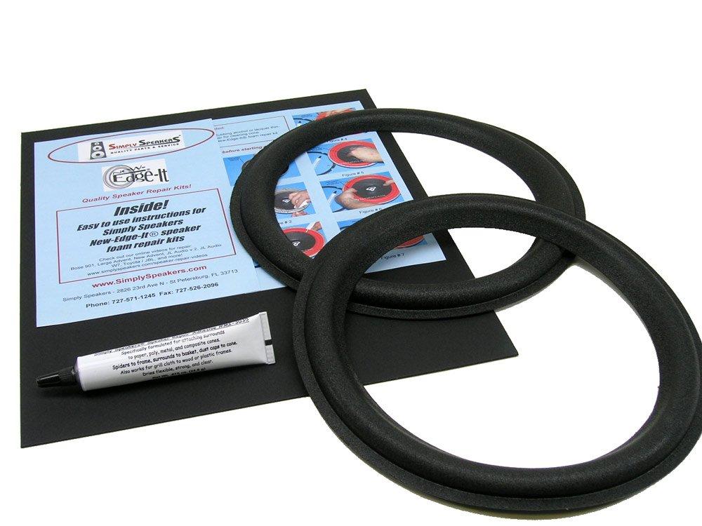 Boston Acoustics Speaker Foam Edge Repair Kit, 10'' Filled Fillet Foam, HD10, PV600, VR500, FSK-1028