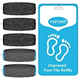 Best Choice 3 Extra Coarse and 2 Regular Coarse Replacement Refill Roller Compatible with Amope Pedi Refills Electronic Perfect Foot File