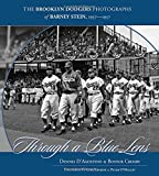 img - for Through a Blue Lens: The Brooklyn Dodger Photographs of Barney Stein 1937-1957 book / textbook / text book