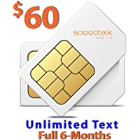 $60 Prepaid SIM Card for GSM GPS Tracker Pet Senior Kid Child Car Smart Watches