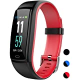 Mgaolo Fitness Tracker,Activity Health Tracker Waterproof Smart Watch Wristband with Blood Pressure Heart Rate Sleep…