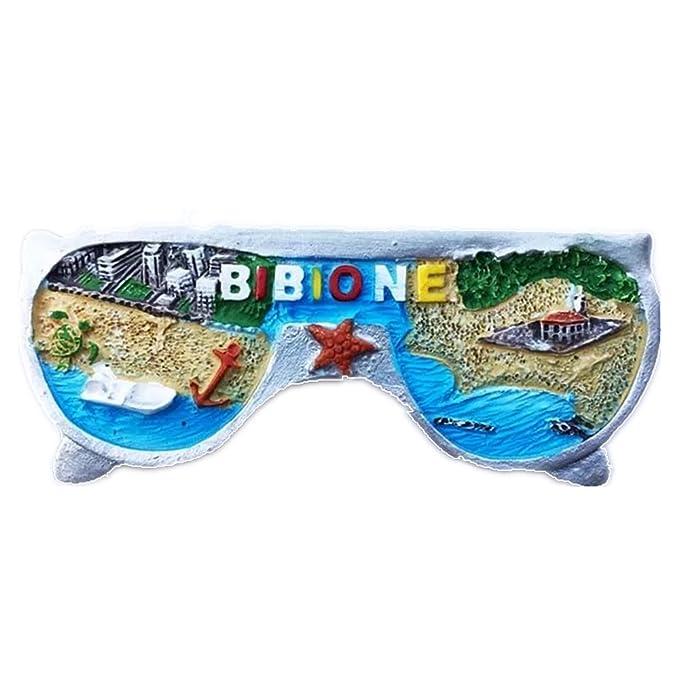 Gafas de sol Bibione Italia Mundo resina 3d fuerte imán para ...