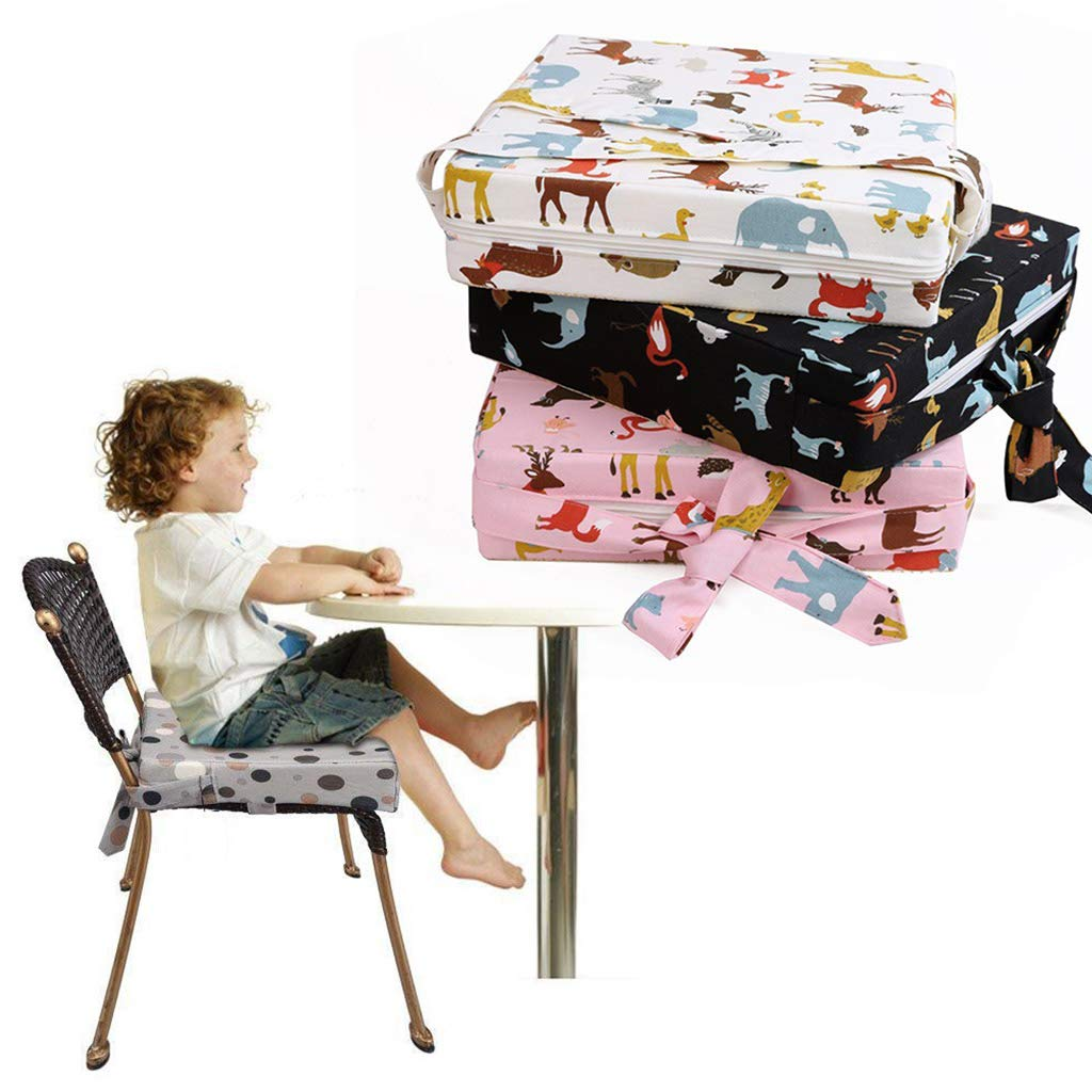 ✿ Baby Children Seat Cushion Kids Non-Slip Dining Chair Increased Pad Booster Mat