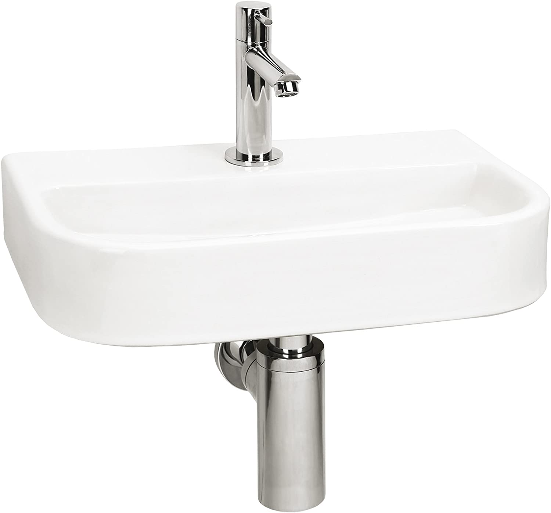 Differnz Oval-Small 38.015.00 Lave-mains c/éramique