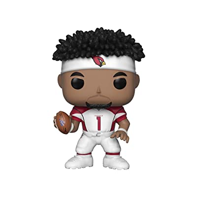 Funko POP! NFL: Cardinals - Kyler Murray (Home Jersey): Toys & Games
