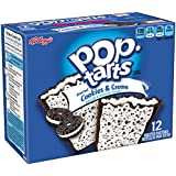 Kellogg's Pop Tarts Frosted with Sprinkles, Cookies and Cream, 12 ct