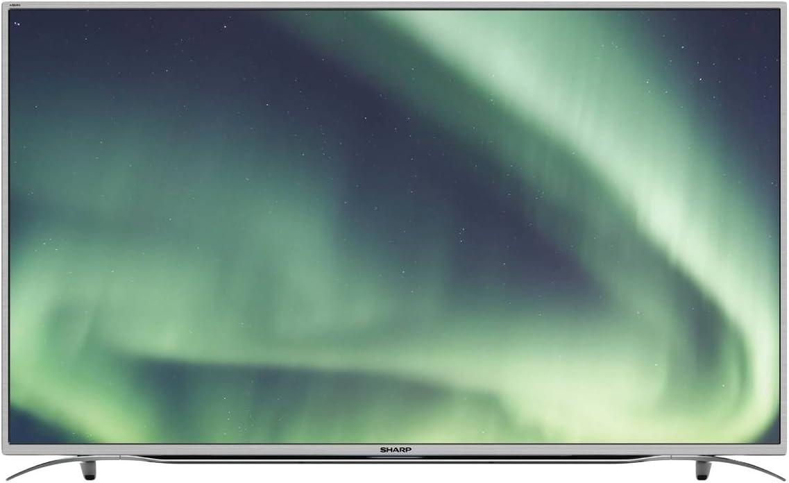 Sharp 55cuf8372es 140 cm (televisor, 600 Hz): Amazon.es: Electrónica