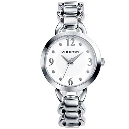 Reloj Viceroy - Mujer 40774-07  Amazon.es  Relojes b3337f734268