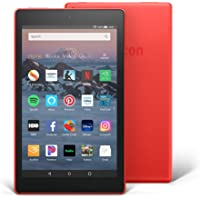 "Fire HD 8 Tablet (8"" HD Display, 16 GB) - Red"