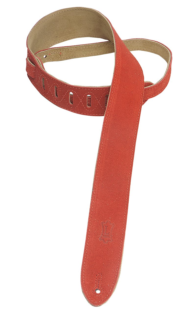 Levy's Leathers MS12-HNY 2-inch Suede-Leather Strap Honey,Honey Levy's Leathers