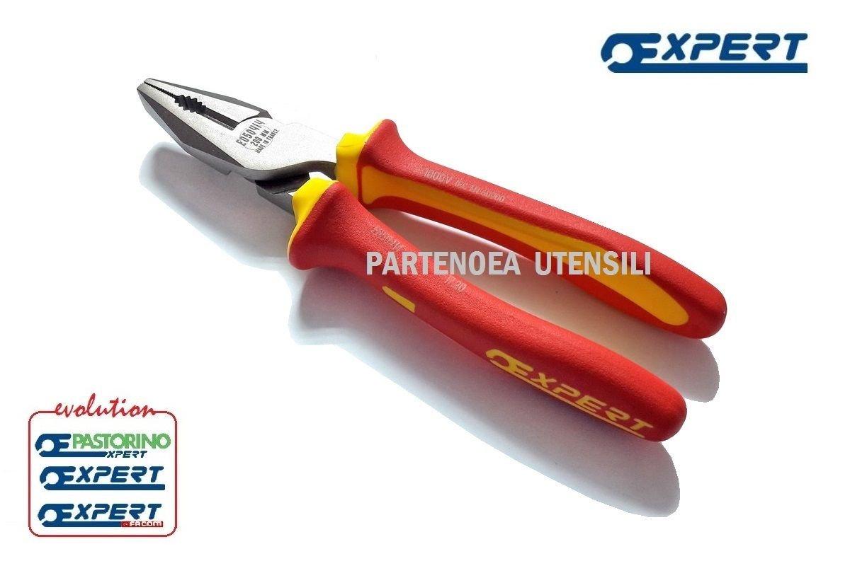 EXPERT BY FACOM E050401 PINZA UNIVERSALE ISOLATA 1000V DA 200 MM