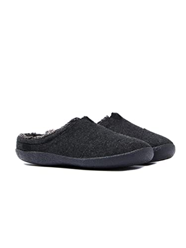 7661949fd Toms Berkeley Mens Slippers Black: Amazon.com.au: Fashion