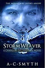 Stormweaver: A Changers of Chandris Novel Kindle Edition