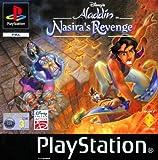 PS1 PAL Disney Aladdin: Nasira's Revenge