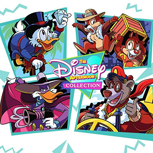 The Disney Afternoon Collection - PS4