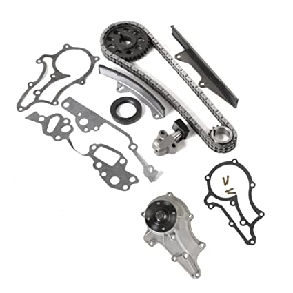 Amazon Com Moca Timing Chain Kit With Water Pump For 1978 1982