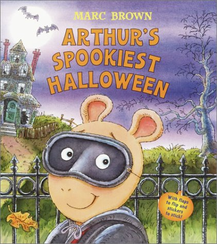 Arthur's Spookiest Halloween (Arthur Halloween By Marc Brown)