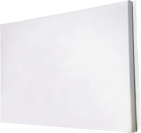 """FREE SHIPPING 1.5/"""" Stretched Artist Canvas Primed Heavy Duty Gallery 48x60"""
