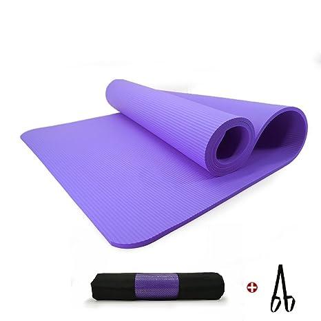 LEYU-Y YJD Tapete de Yoga - Material NBR, Ancho 80 Cm X ...