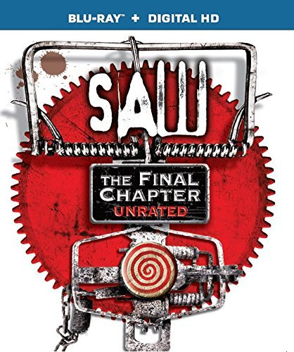 Blu-ray : Saw: The Final Chapter (With DVD, , Dolby, AC-3, Digital Theater System)