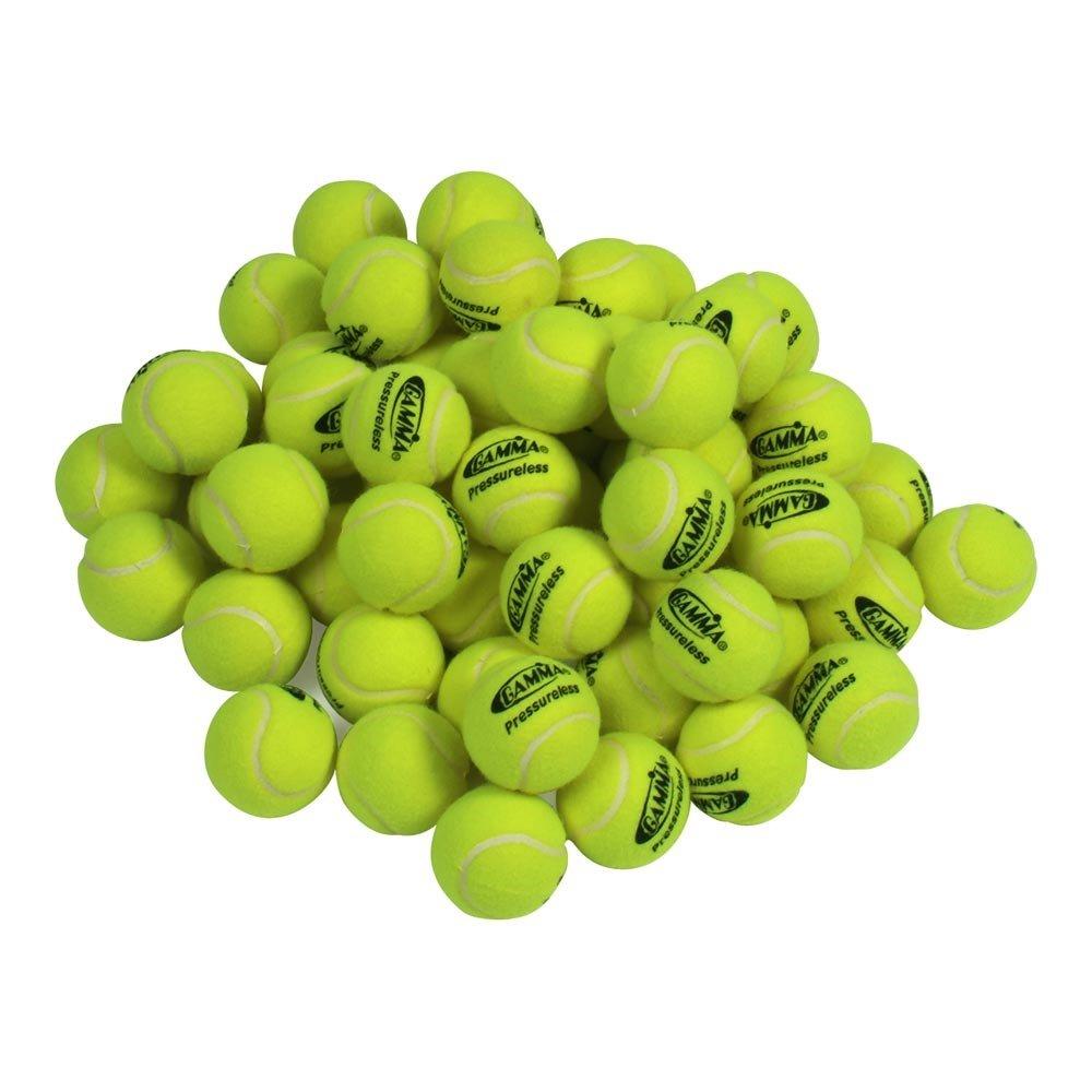 Gamma Pressureless Practice Balls (60 Pack)