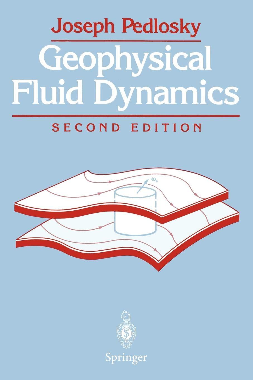 Geophysical Fluid Dynamics by Springer