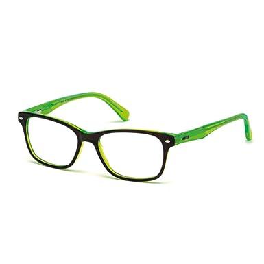 10d84342af Eyeglasses Guess GU 9172 095 light green other at Amazon Men s ...