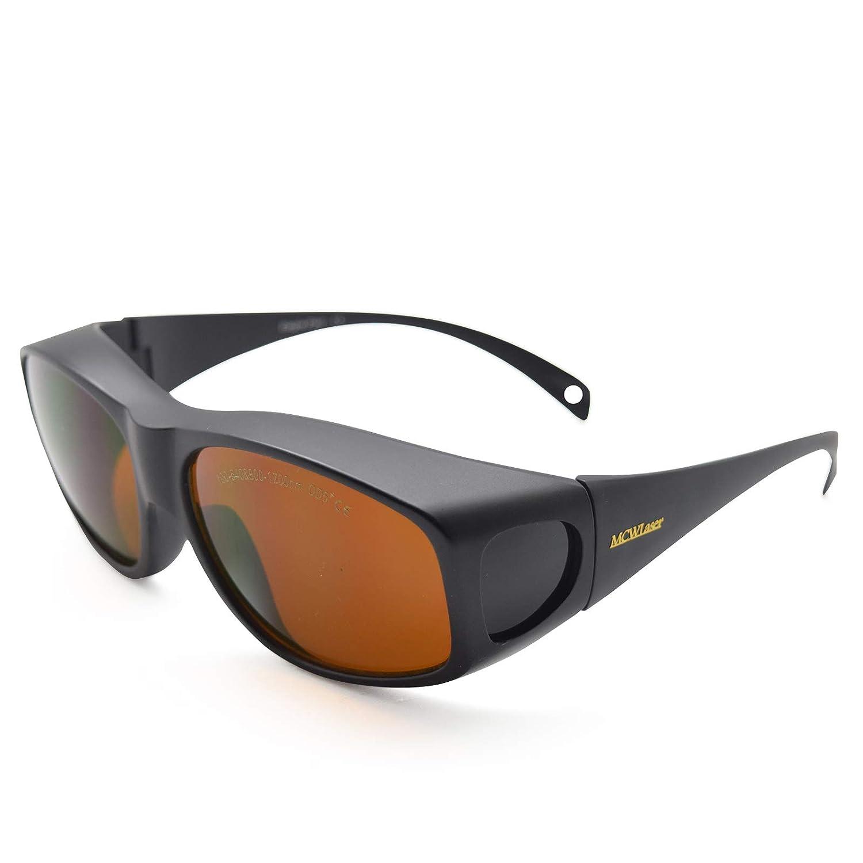 OD5 + 190 –  540 nm & 800 –  1700 nm lá ser gafas de protecció n CE eaglepair EP-1 –  9 COLETECH
