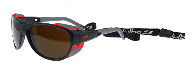 88edc6430f6 Julbo Explorer 2.0 Matt Gray Sunglasses
