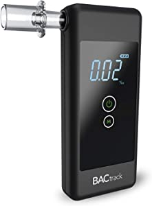 BACtrack Trace Breathalyzer | Professional-Grade Accuracy | DOT & NHTSA Compliant | Portable Breath Alcohol Tester for Personal & Professional Use