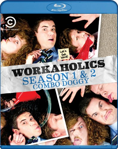 WORKAHOLICS SEASONS 1 & 2 (BLU-RAY)