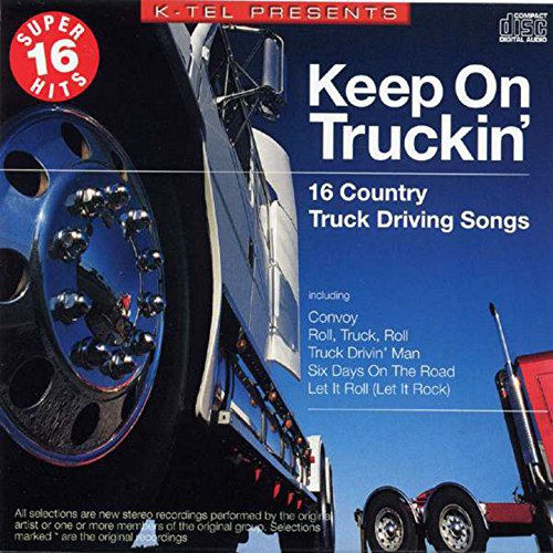 Super 16 Hits: Keep On Truckin'